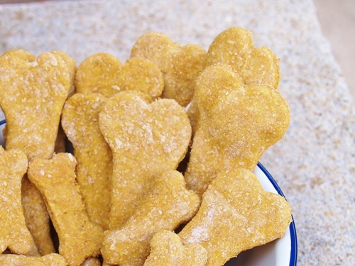 Homemade Dog Love Treats