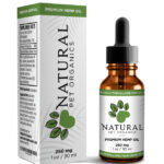Natural Pet Organics CBD Oil for Dog Product Image