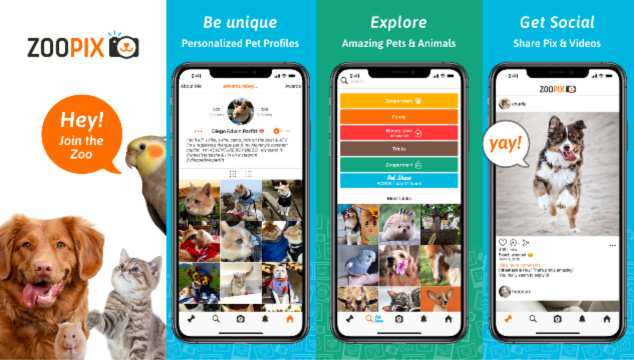 ZooPix app