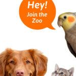 ZooPix Pet App with Animals