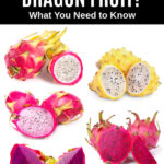 various dragon fruit colors