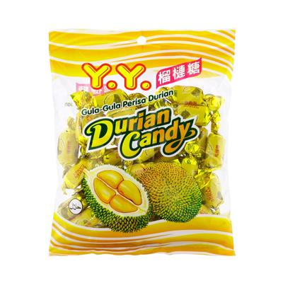a package of durian candy