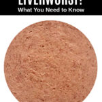 close up photo of liverwurst