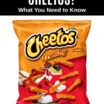 a package of Cheetos crunchy chips