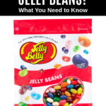 a bag of Jelly Belly jelly beans