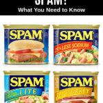 for packages of Spam products