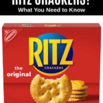 Ritz crackers box