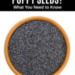 a bowl of poppy seeds