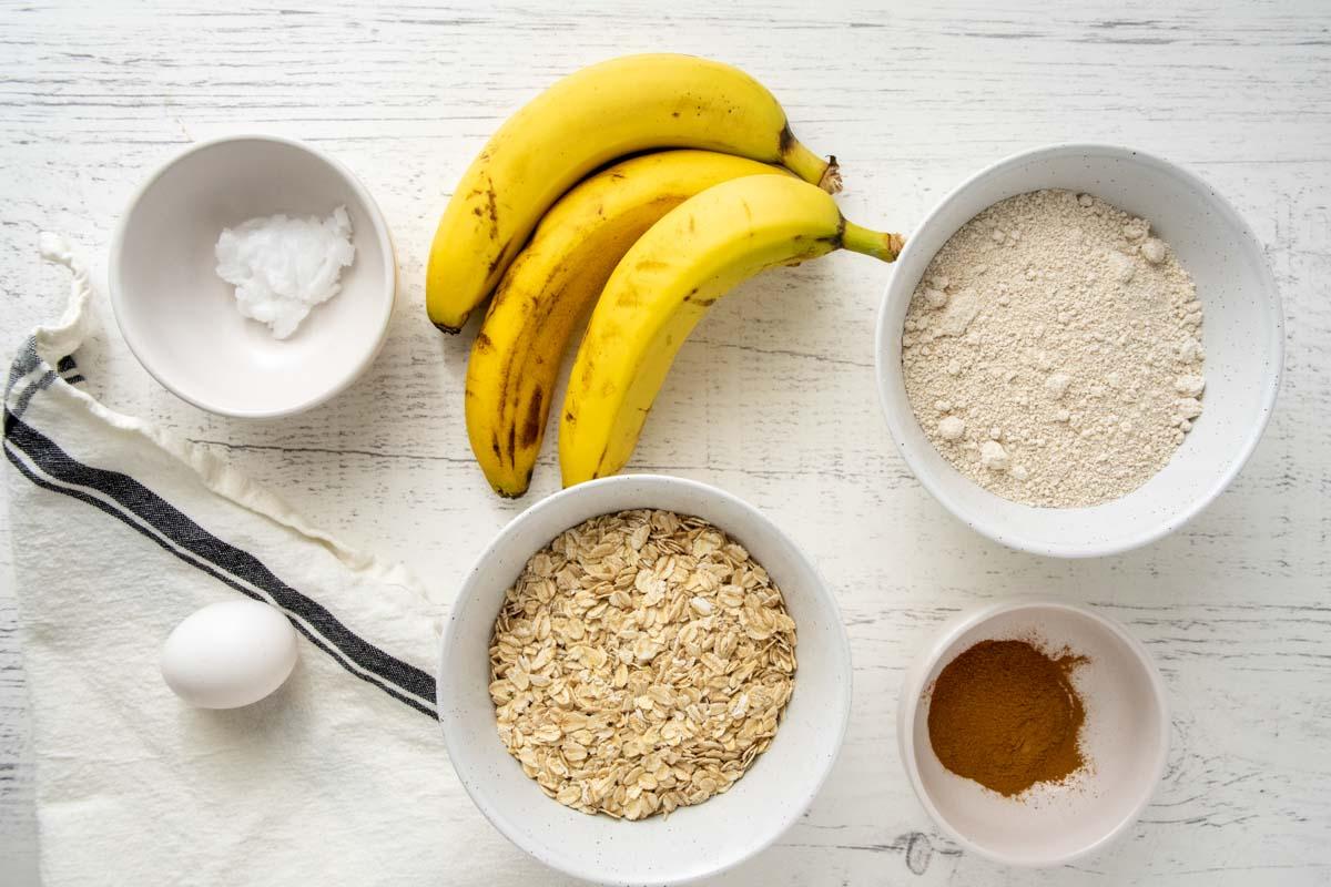 banana dog treats ingredients